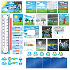 Creative Teaching Press Weather Report Mini