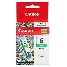 Canon BCI 6 Green Ink Cartridge