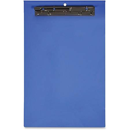 Lion Computer Printout Portrait Clipboard - Low Profile - Blue - 1 Each