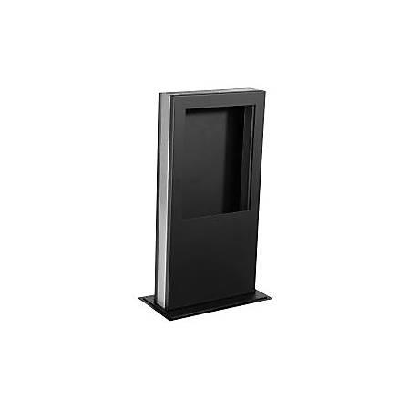 Peerless-AV Desktop Kiosk For iPad Tablets - Black