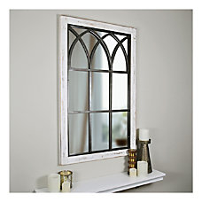FirsTime Co Vista Arched Window Rectangular