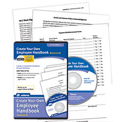 Adams Create Your Own Employee Handbook