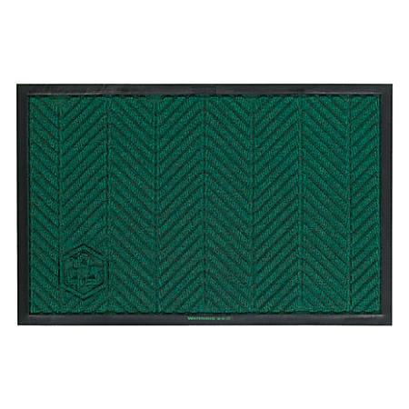 WaterHog Floor Mat, Eco Elite, 3' x 5', Southern Pine