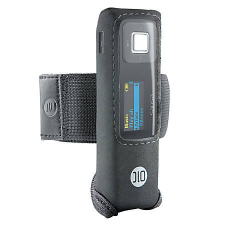 DLO Action Jacket For SanDisk® Sansa® Express MP3 Player, Black Neoprene