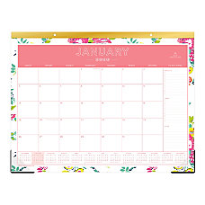 Day Designer Monthly Desk Pad 22