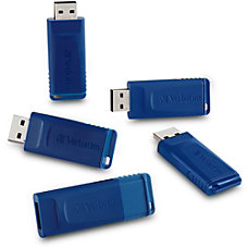 Verbatim 16GB USB Flash Drive 5pk