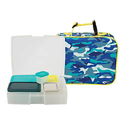 Bentology Classic Complete Lunch Box Set