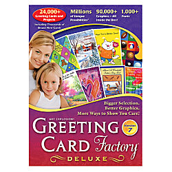 Art explosion greeting card factory deluxe 70 traditional disc by art explosion greeting card factory deluxe 70 traditional disc m4hsunfo