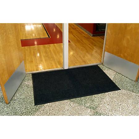 WaterHog Floor Mat, Classic, 3' x 5', Charcoal
