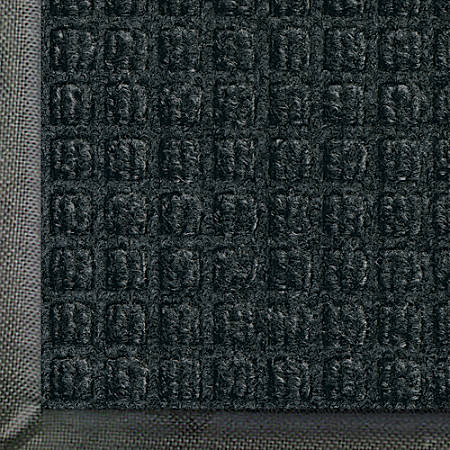 WaterHog Floor Mat, Classic, 6' x 20', Charcoal