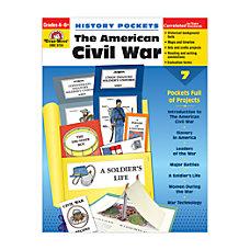 Evan Moor The American Civil War
