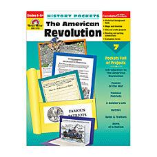 Evan Moor The American Revolution