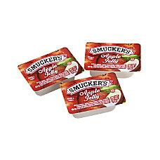 Smuckers Single Serve Jam Packs Apple