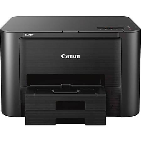 Canon MAXIFY Wireless Color Inkjet Printer, iB4120