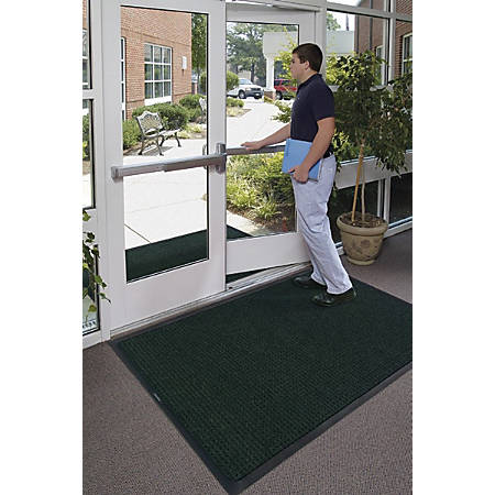 WaterHog Floor Mat, Classic, 6' x 20', Evergreen
