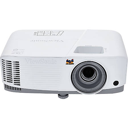 Viewsonic PG603W 3D Ready DLP Projector - 16:10 - 1280 x 800 - Front, Ceiling - 5000 Hour Normal Mode - 15000 Hour Economy Mode - WXGA - 22,000:1 - 3600 lm - HDMI - USB - 3 Year Warranty