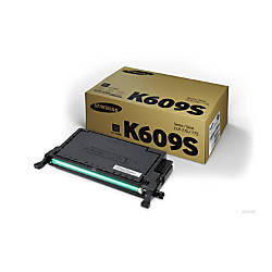Samsung CLT K609S High Yield Black