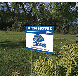 Full Color Corrugated Sign 2 Sided