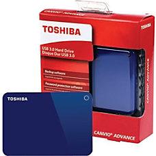 Toshiba Canvio Advance 1 TB Hard