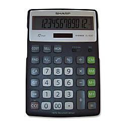 Sharp 12 Digit Executive Eco Calculator