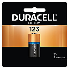 Duracell Ultra Photo Lithium Batteries 3