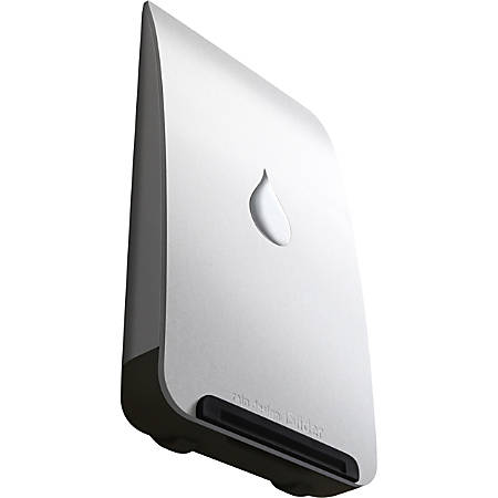 "Rain Design iSlider stand for iPad/iPhone-Silver - Vertical, Horizontal - 5.5"" x 3"" x 0.9"" x - Aluminum"