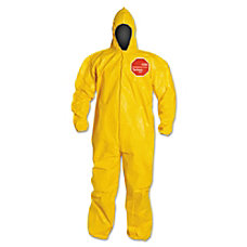 DuPont Tychem 2000 Coveralls With Hood