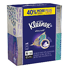 Kleenex Ultra Soft 3 Ply Facial