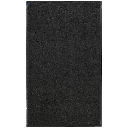 Tri-Grip Floor Mat, 3' x 10', Cabot Gray