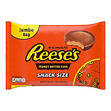 Reeses Snack Size Peanut Butter Cups