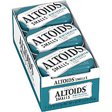 Altoids Curiously Strong Mints Sugar Free