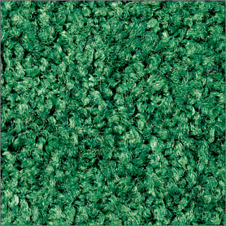 Colorstar Floor Mat, 3' x 5', Emerald Green
