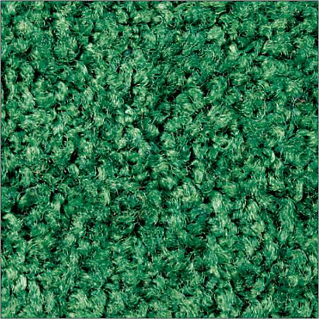 Colorstar Floor Mat, 4' x 6', Emerald Green