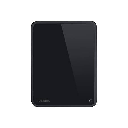 "Toshiba Canvio - Hard drive - 6 TB - external (desktop) - 3.5"" - USB 3.0 - black"