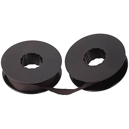 Porelon Printronix P9212 Black Printer Replacement Ribbon, Pack Of 6