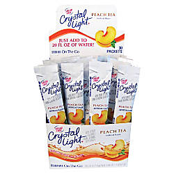 Crystal Light On The Go Mix
