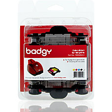Evolis Badgy Basic Color Ribbon