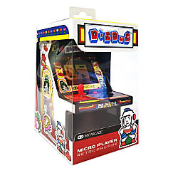 DreamGear Collectible Retro Micro Player Dig