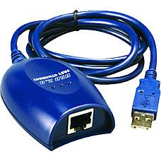 Comprehensive USB To Ethernet Converter 3ft