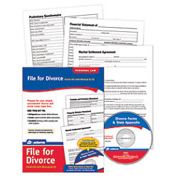 Adams Divorce Kit