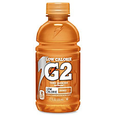 Gatorade Quaker Foods G2 Orange Sports