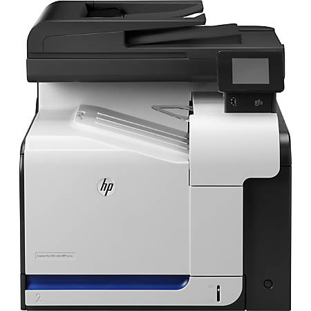 HP LaserJet Pro 500 Color Laser All-In-One Printer, Scanner, Copier And Fax, M570dn