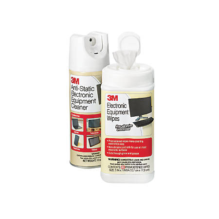 3M™ Electronic Equipment Cleaner, 10 Oz. Spray
