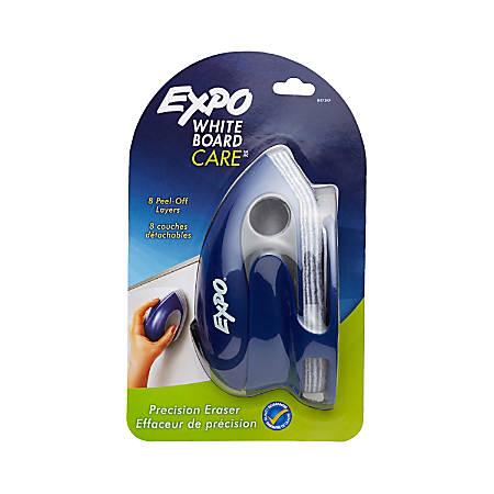 EXPO® Dry-Erase Felt Eraser, Precision Point
