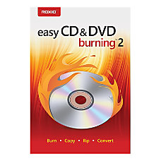 Corel Easy CD DVD Burning 2
