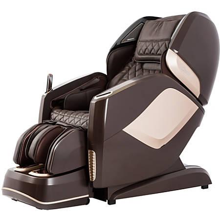 Osaki 4D Pro Maestro Massage Chair, Brown