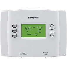 Honeywell Thermostat 4 34 H x
