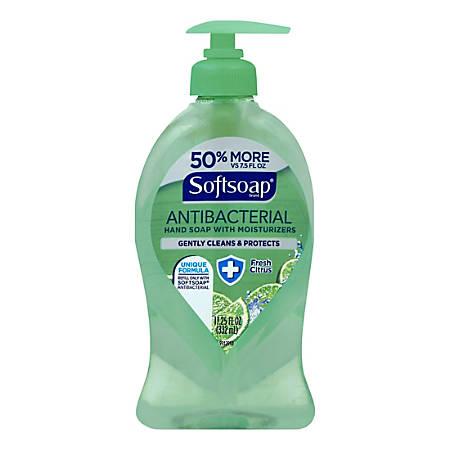 Softsoap® Liquid Hand Soap, Fresh Citrus, 11.25 Oz
