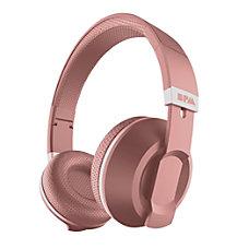 BPM Perforated Bluetooth On Ear Headphones