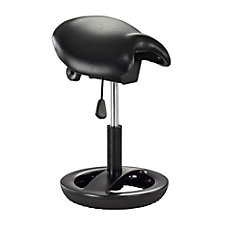 Safco Twixt Stool Black